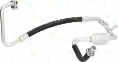 Thermotec KTT160025 - Трубопровід низького тиску, кондиціонер autozip.com.ua