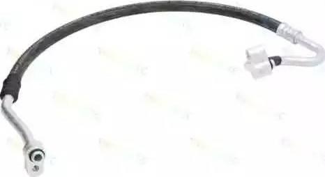 Thermotec KTT160020 - Трубопровід високого тиску, кондиціонер autozip.com.ua