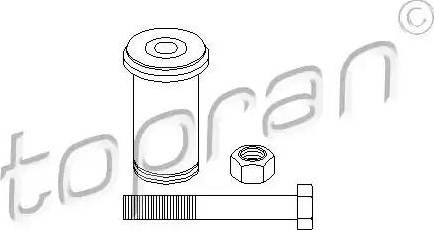 Topran 400087 - Ремкомплект, спрямовує важіль autozip.com.ua