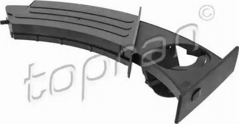 Topran 502723 - Кронштейн - підсклянник autozip.com.ua