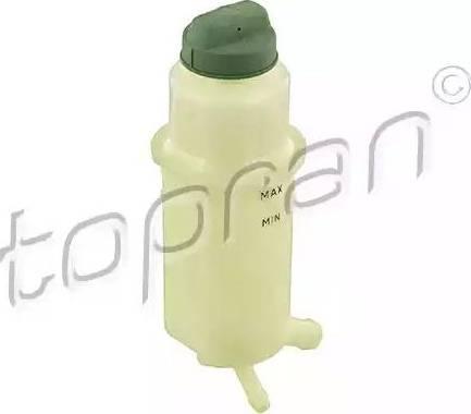 Topran 109070 - Компенсаційний бак, гідравлічного масла услітеля керма autozip.com.ua