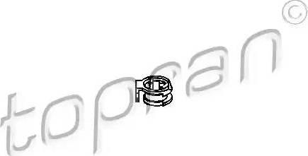 Topran 109728 - Циліндр замка autozip.com.ua