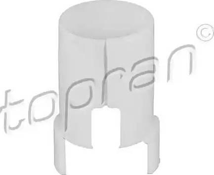Topran 100070 - Напрямна гільза, система зчеплення autozip.com.ua