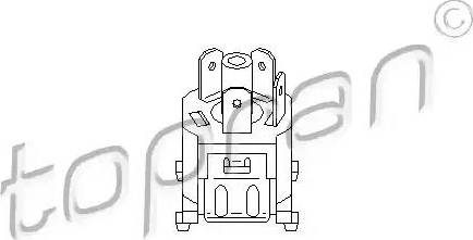 Topran 102691 - Вимикач вентилятора, опалення / вентиляція autozip.com.ua