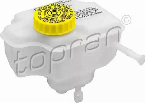 Topran 114008 - Компенсаційний бак, гальмівна рідина autozip.com.ua