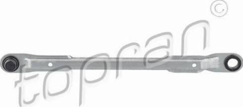 Topran 114271 - Привід, тяги і важелі приводу склоочисника autozip.com.ua