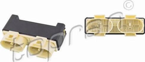 Topran 116619 - Блок управління, ел.  вентилятор (охолодження двигуна) autozip.com.ua