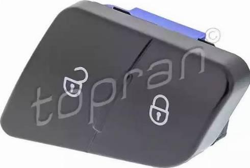 Topran 116034 - Вимикач, фіксатор двері autozip.com.ua