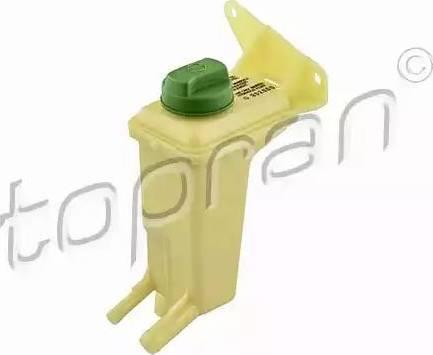 Topran 110689 - Компенсаційний бак, гідравлічного масла услітеля керма autozip.com.ua