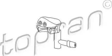 Topran 202408 - Розпилювач води для чищення, система очищення вікон autozip.com.ua
