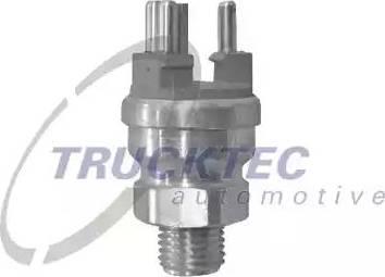 Trucktec Automotive 02.42.325 - Термовимикач, вентилятор радіатора / кондиціонера autozip.com.ua