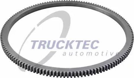 Trucktec Automotive 02.11.008 - Зубчастий вінець, маховик autozip.com.ua
