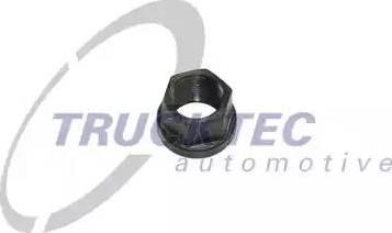 Trucktec Automotive 8322002 - Гайка кріплення колеса autozip.com.ua