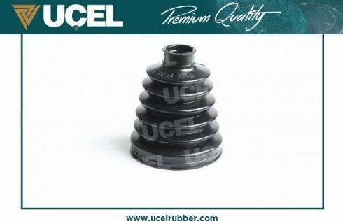 UCEL 10452-T - Пильник, приводний вал autozip.com.ua