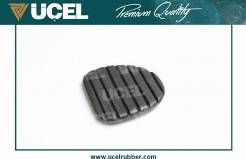 UCEL 10673 - Педальні накладка, педаль гальма autozip.com.ua
