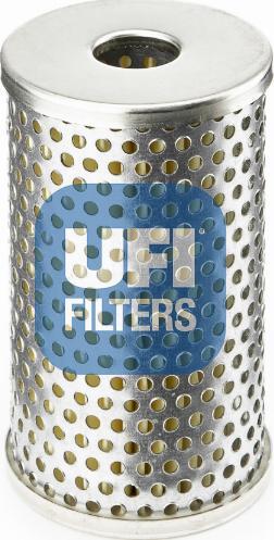 UFI 25.406.01 - Гідрофільтри, рульове управління autozip.com.ua