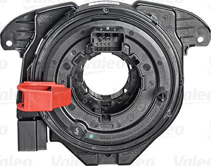 Valeo 251765 - Вита пружина, подушка безпеки autozip.com.ua