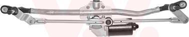 Van Wezel 7627229 - Система тяг і важелів приводу склоочисника autozip.com.ua