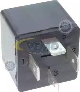 Vemo V15710020 - Реле, поздовжній нахил шворня вентилятора autozip.com.ua