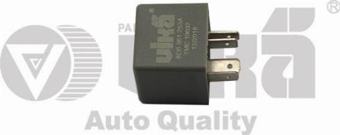 Vika 99510019401 - Реле, поздовжній нахил шворня вентилятора autozip.com.ua