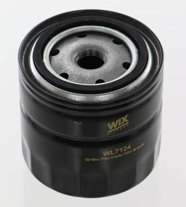 WIX Filters WL7124 - Фільтр, Гідравлічна система приводу робочого устаткування autozip.com.ua