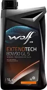 Wolf 8304309 - Масло ступінчастої коробки передач autozip.com.ua
